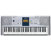 Yamaha PSRE353 PSR-E353 61-Key Touch Sensitive Keyboard with USB ConnectIon