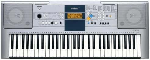 Yamaha 61-Key Teclado Portátil