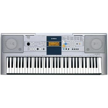 Yamaha PSRE353 61-Key Portable Keyboard