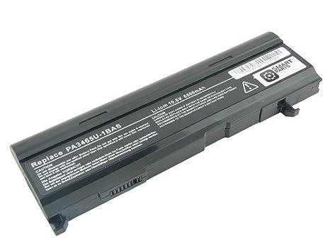 Batería de ordenador portátil PA3465U-1BRS para Toshiba Satellite Pro M70 Haute capacité: Amazon.es: Electrónica