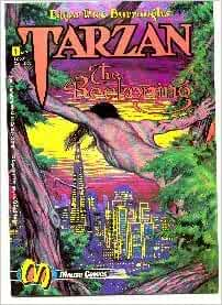 Tarzan the beckoning 1 henning kure and tom yeates for Uncle tom s cabin first edition value