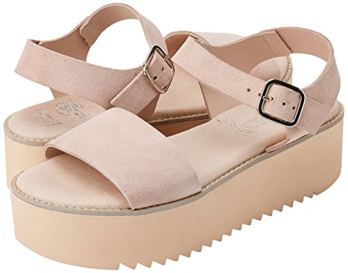 Duby COOLWAY 810 Pnk Pink Platform Sandals Women''s 5wpzF