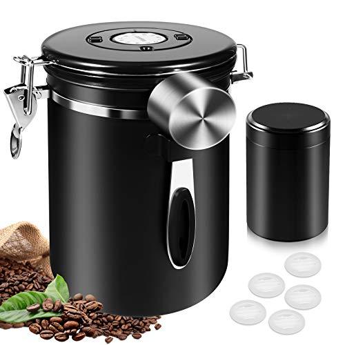 Boîte à café hermétique