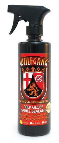 Wolfgang Concours Series WG-9200 Deep Gloss Spritz Sealant, 16 fl. oz.