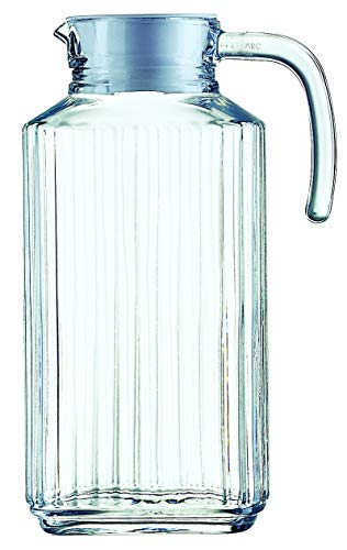(Blockhouse Quadro Glass Pitchers 57.25 oz.)
