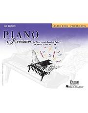 Primer Level - Lesson Book: Piano Adventures
