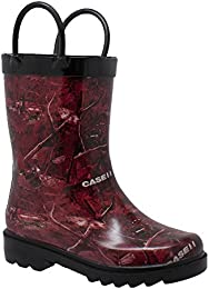 Camo Rubber Boot Kids Toddler-Youth Boot