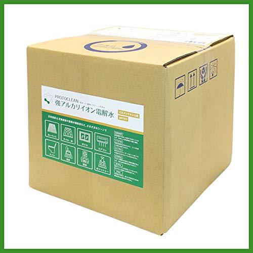 プロトクリン pH13.1 アルカリ洗浄水 10L B07L2QSG16