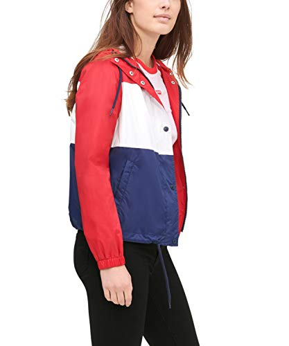 Levi's Women's Retro Hooded Track Jacket