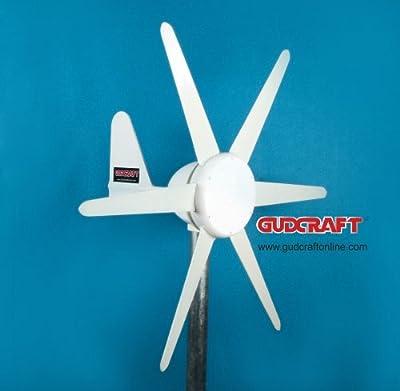 ALEKO 300W 12V Wind Generator Wind Turbine with Charge Controller