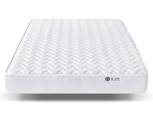 -[ 3FT Single 3D Breathable Fabric Mattress with Pocket Springs - 7-Zone Orthopaedic Mattress - 8.7