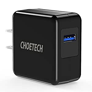Amazon Com Choetech Quick Charge 3 0 Ul Certified 18w