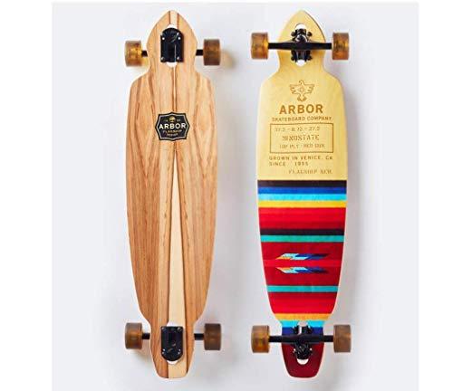 Arbor Mindstate Complete Skateboard (Flagship Limited Series, 2018)