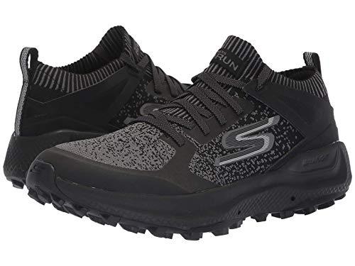 [SKECHERS(スケッチャーズ)] メンズスニーカー?ランニングシューズ?靴 Go Run Max Trail 5 Ultra Black/Gray 14 (32cm) D - Medium