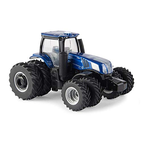 ERTL 1/64 New Holland Blue Power T8.435 with Duals All Around, 2019 Winter Farm Show 13934