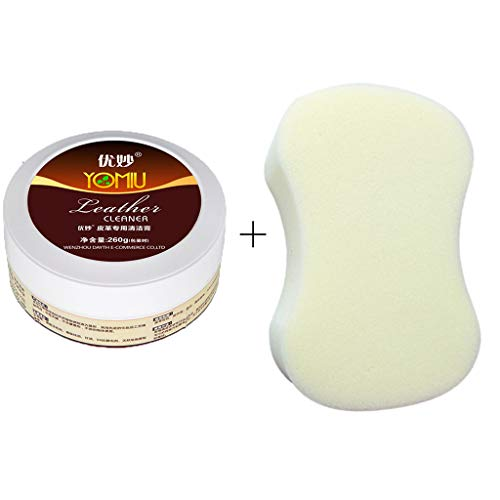 Clearance Sale!UMFunMultifunctional Leather Refurbishing Cleaner Cleaning Cream Repair Tool Cream