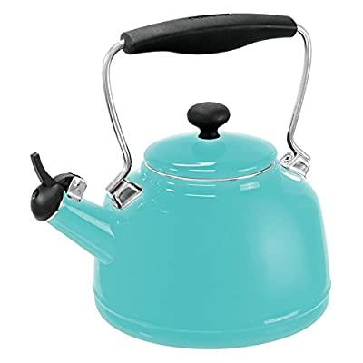 Chantal Enamel on Steel Vintage Teakettle