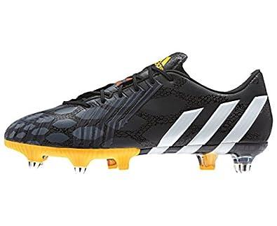 reputable site 891f3 1a21d ... real adidas predator instinct sg m20216 color black white size 614c7  ae567
