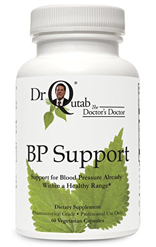 (BP Support by Dr Qutab The Doctor's Doctor - Support for Blood Pressure Already Within a Healthy Range)