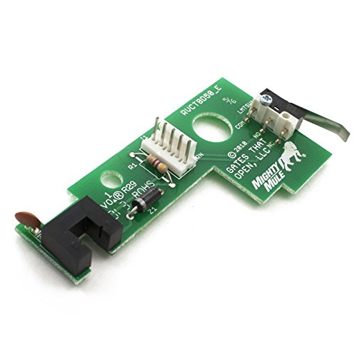 Mighty Mule / GTO Rev Counter Board for FM360, FM900, FM100 - RVCTBD50