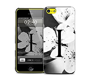letter i iPhone 5c protective phone case