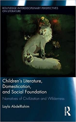 The Gap Between Science On Kids And >> Amazon Com Children S Literature Domestication And Social