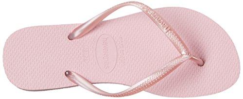 Women's Havaianas Rose Crystal Crystal Slim Rose Sandal 4qdASx6
