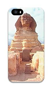 Case For Sam Sung Galaxy S4 I9500 Cover Landscapes Sphinx 3D Custom Case For Sam Sung Galaxy S4 I9500 Cover