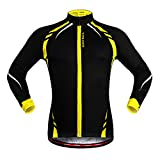 West Biking Mens and Womens Cycling Jersey Riding Jacket Cycle Windbreadker Bicycle Long