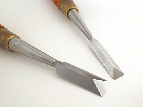dovetail chisel. narex pair 1/2\ dovetail chisel a