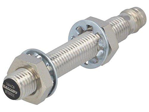 BES003C Sensor inductive Output conf PNP / NO 0÷ 1.5mm 12÷ 30VDC M8 BALLUFF