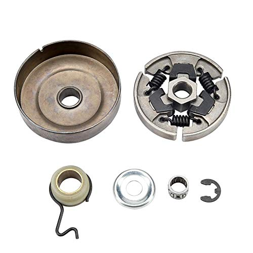 TOPINCN Sprocket Clutch Kit Fit Stihl 017 018 021 023 025 MS170 MS180 MS210 MS230 MS250 MS251 Sprocket Rim Needle Bearing Washer Kit