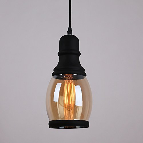 Traditional Glass Pendant Lights