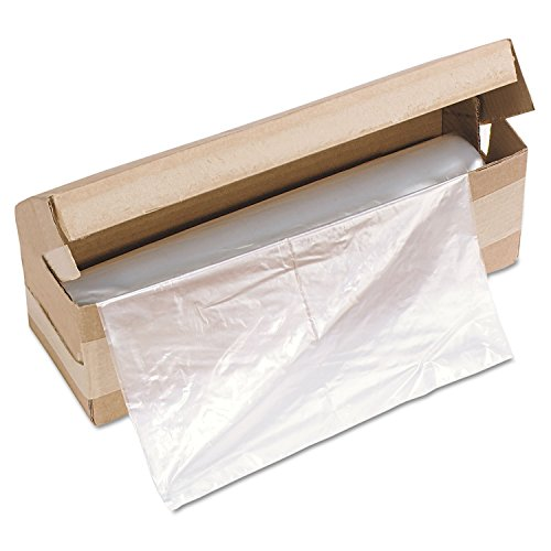 HSM 2117 Shredder Bags, 58 Gallon Capacity, 21 x 17 x 44 Inches by HSM