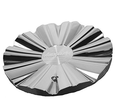 - Lexani Wheels Custom Center Cap Chrome (Set of 2) # MS-CAP L192 Phantom 27x22x9.5 C-535