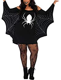 Womens Halloween Costumes Plus Size Womens Halloween Costumes Party Dress XL-4XL