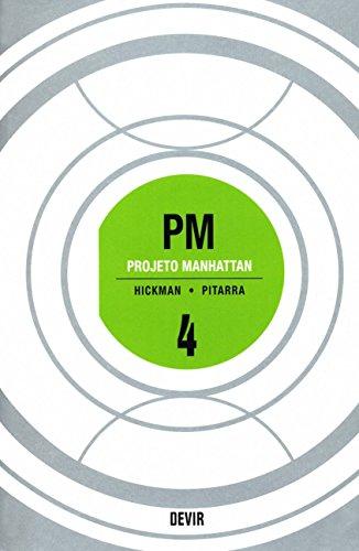 PROJETO MANHATTAN 04: Volume 4