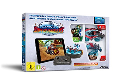 Skylanders Superchargers: Starter Pack (IOS) by ACTIVISION