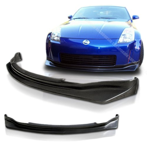 NEW - 2003-2005 NISSAN 350z DATA/N Style Front PU Bumper Lip
