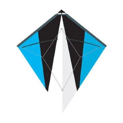 WindnSun DC Diamond Stunt Kite - Dual Control Stunt - Blade