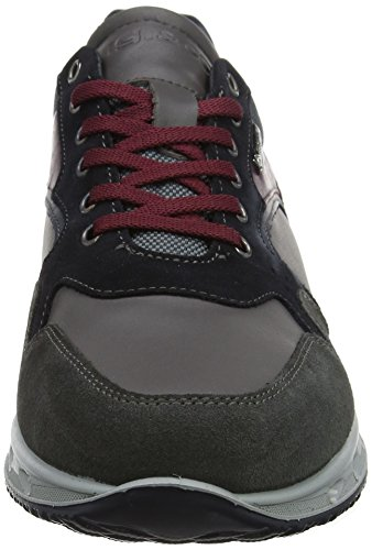 a IGI Ulsgt 8747 amp;CO Grigio Sneaker 300 Uomo Grigio Collo Basso Scuro rwrqTI5