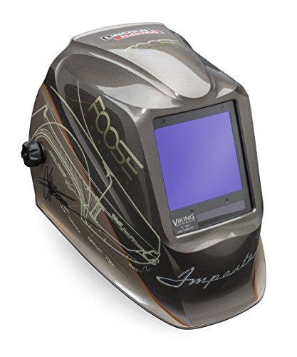 Lincoln eléctrica Viking 3350 impostor casco de soldadura con tecnología de la lente de 4 C - k4181 - 3: Amazon.es: Bricolaje y herramientas