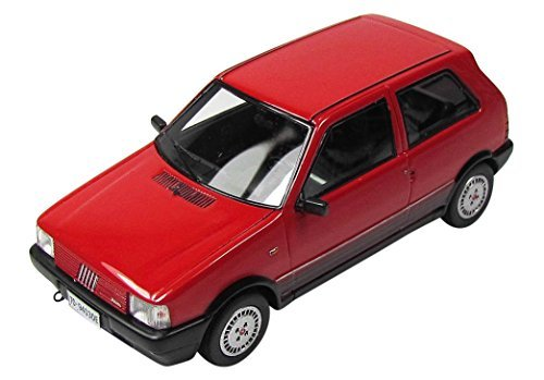 KESS 1/43 Fiat Uno Turbo ie 1S 1987 Red