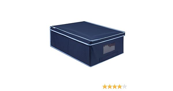 Rayen Cajas para almacenaje de Ropa, 48 x 36 x 19 cm: Amazon.es: Hogar