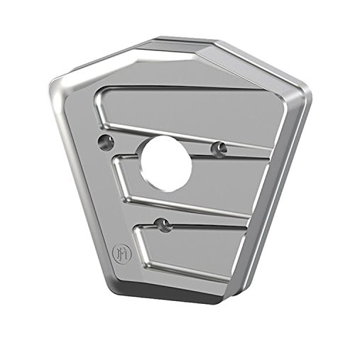 Victory Motorcycle New OEM Performance Machine Chrome Ignition Cover, 2881718-15 (Machine Motorcycles Performance)