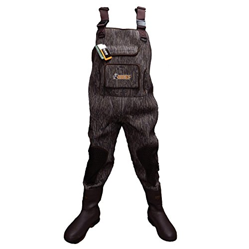 Rocky Waterfowler WP 1000gr Insulated Waders (12)- MOBL Review
