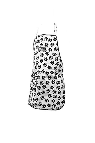 Wahl Paw Print Grooming Bag and Apron Set 3