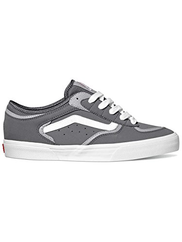 Vans Rowley Pro - Zapatillas de Material Sintético para hombre Gris Synthetic Pewter pewter light grey