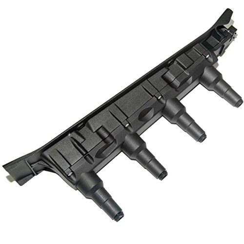 Saab 9 3 Convertible (Brand New Compatible Ignition Coil C577 UF577 C1703 C1705 for Saab 9-3 9-5 Turbo 4 Cyl 5C1762 5C1760 610-58535 30583218 55559955)