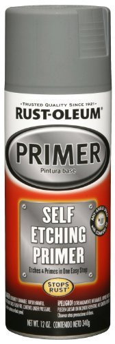 self etching primer rustoleum - 2
